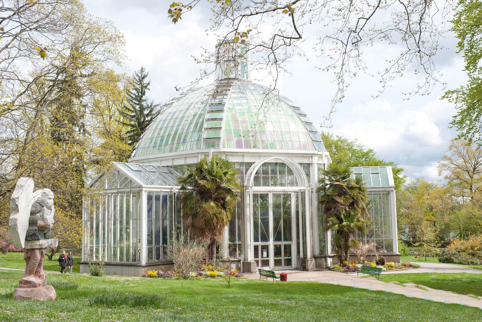 باغ گیاهشناسی ژنو