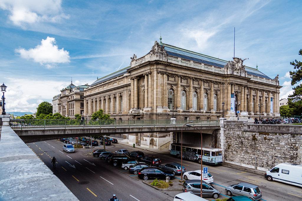 موزه هنر و تاریخ ژنو
