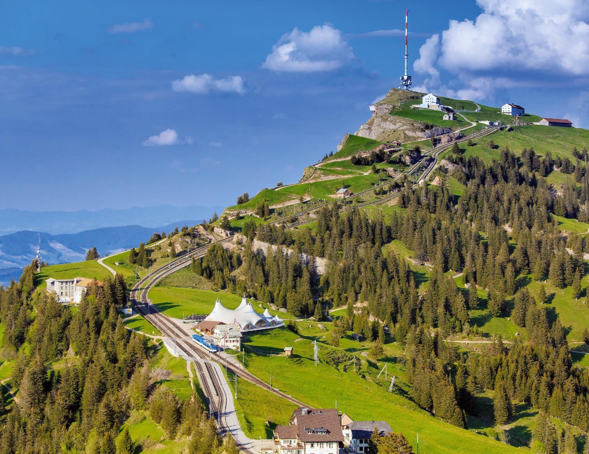 کوه ریگی لوسرن