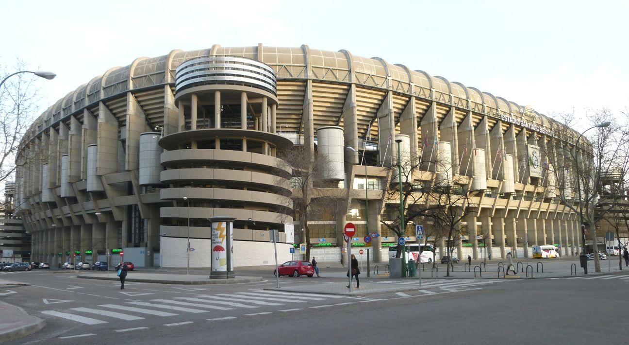 استادیوم رئال مادرید