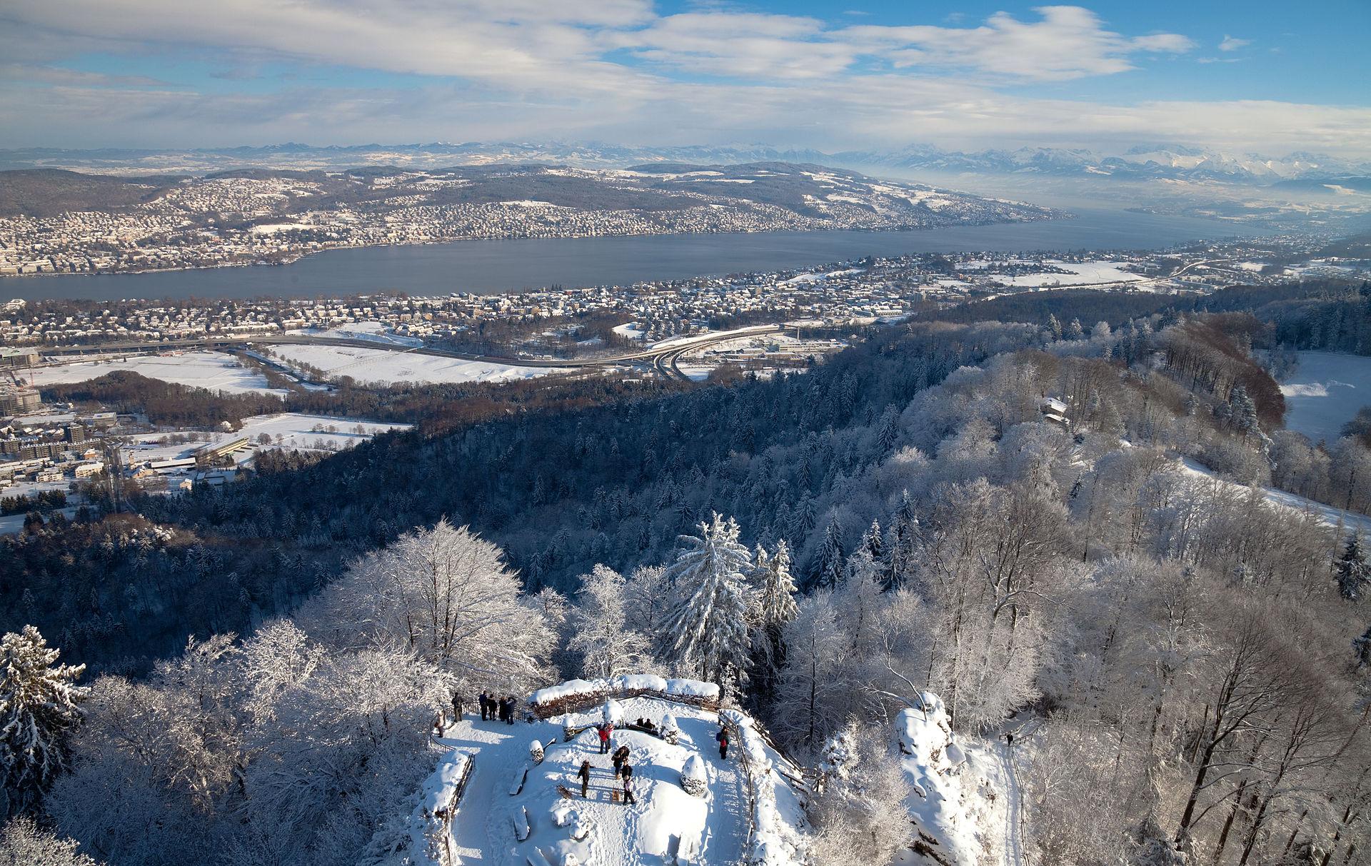 کوه اتیلبرگ زوریخ
