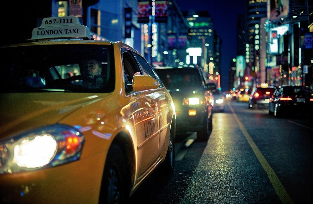 تاکسی در آفریقای جنوبی