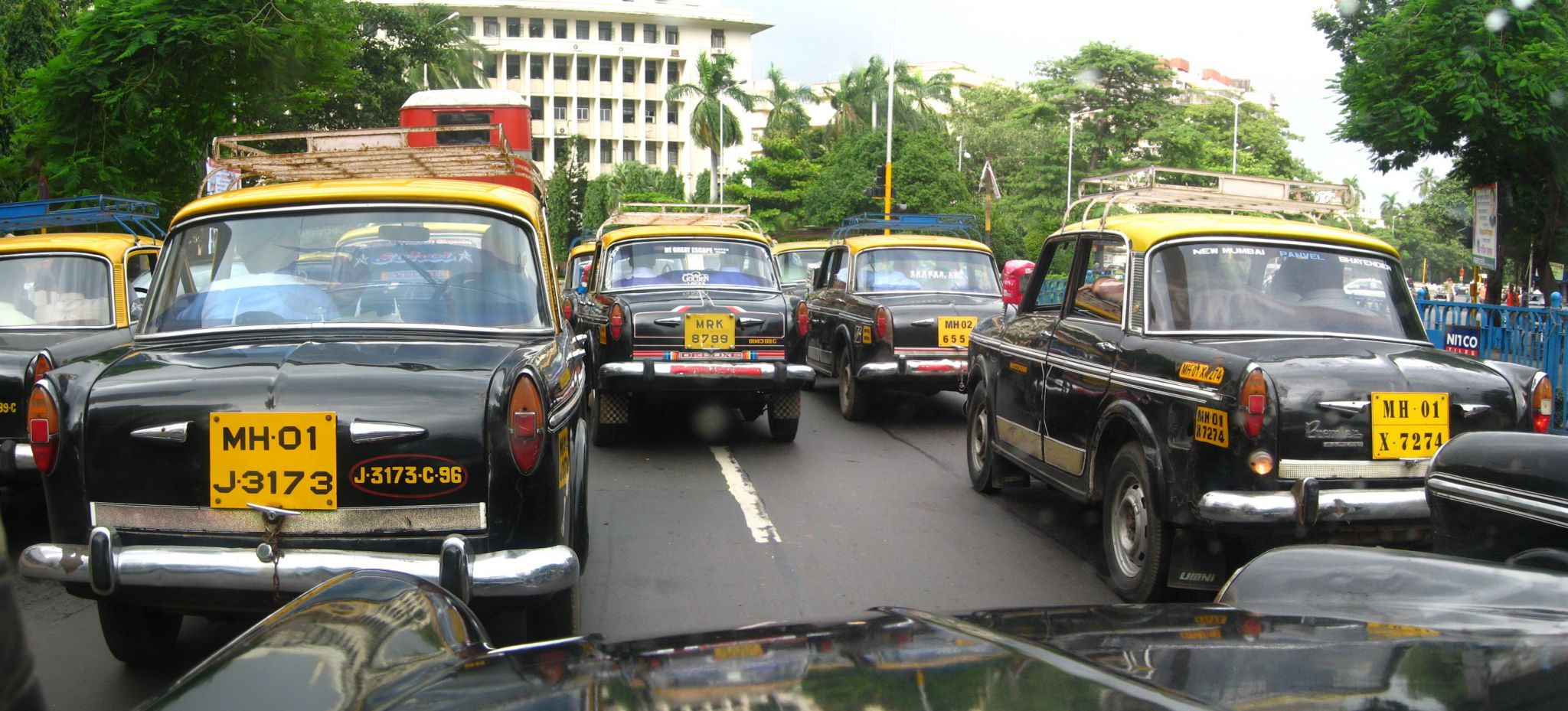 تاکسی بمبئی