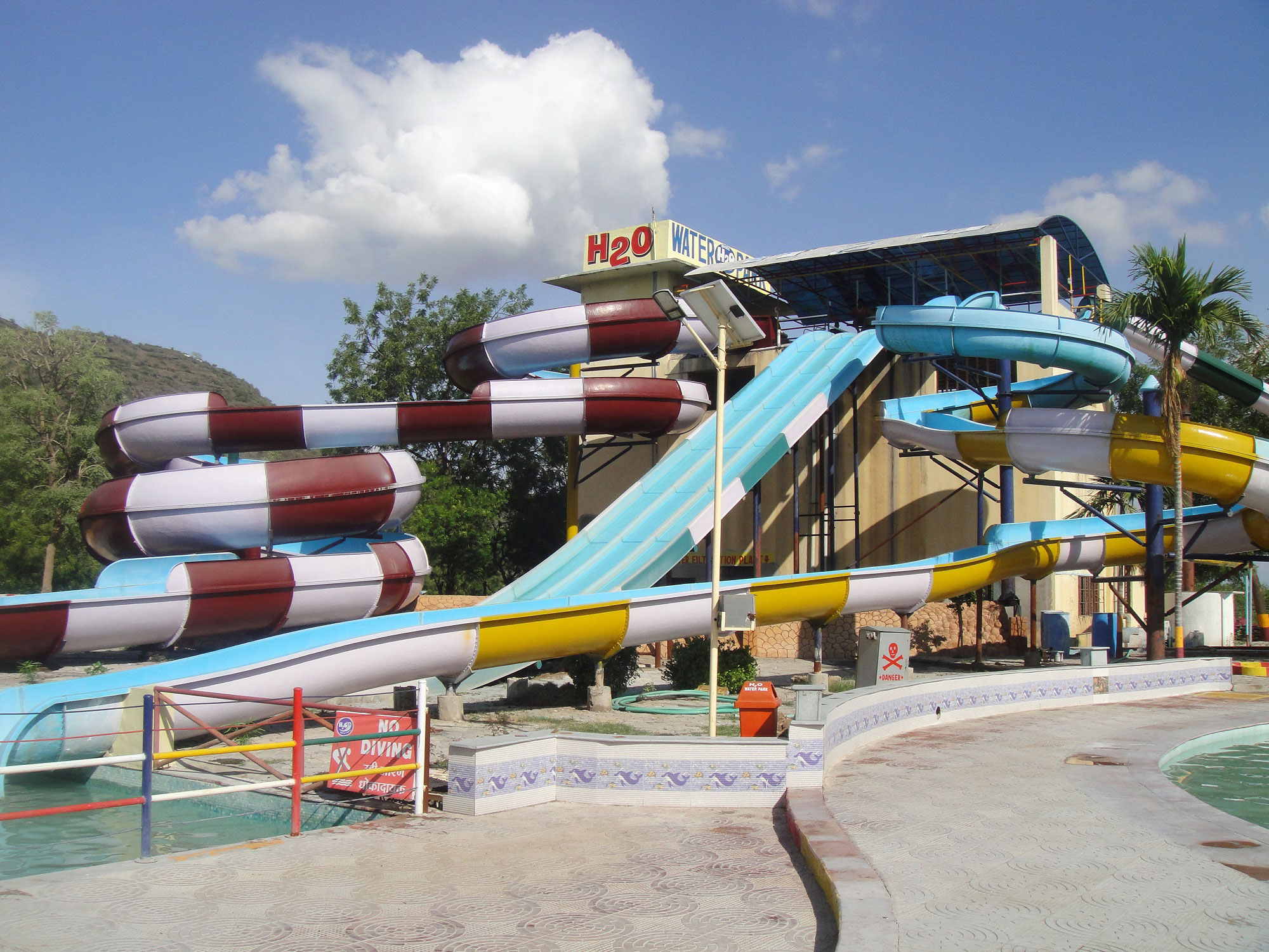 H2O Water Complex