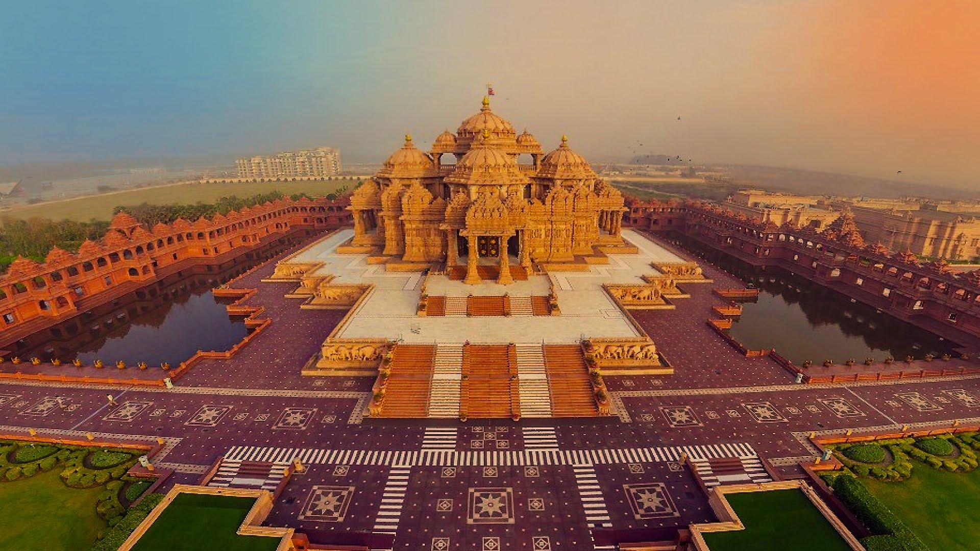 معبد آکشاردام