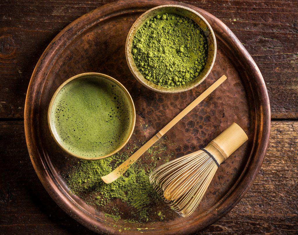 ماچا (چای سبز)