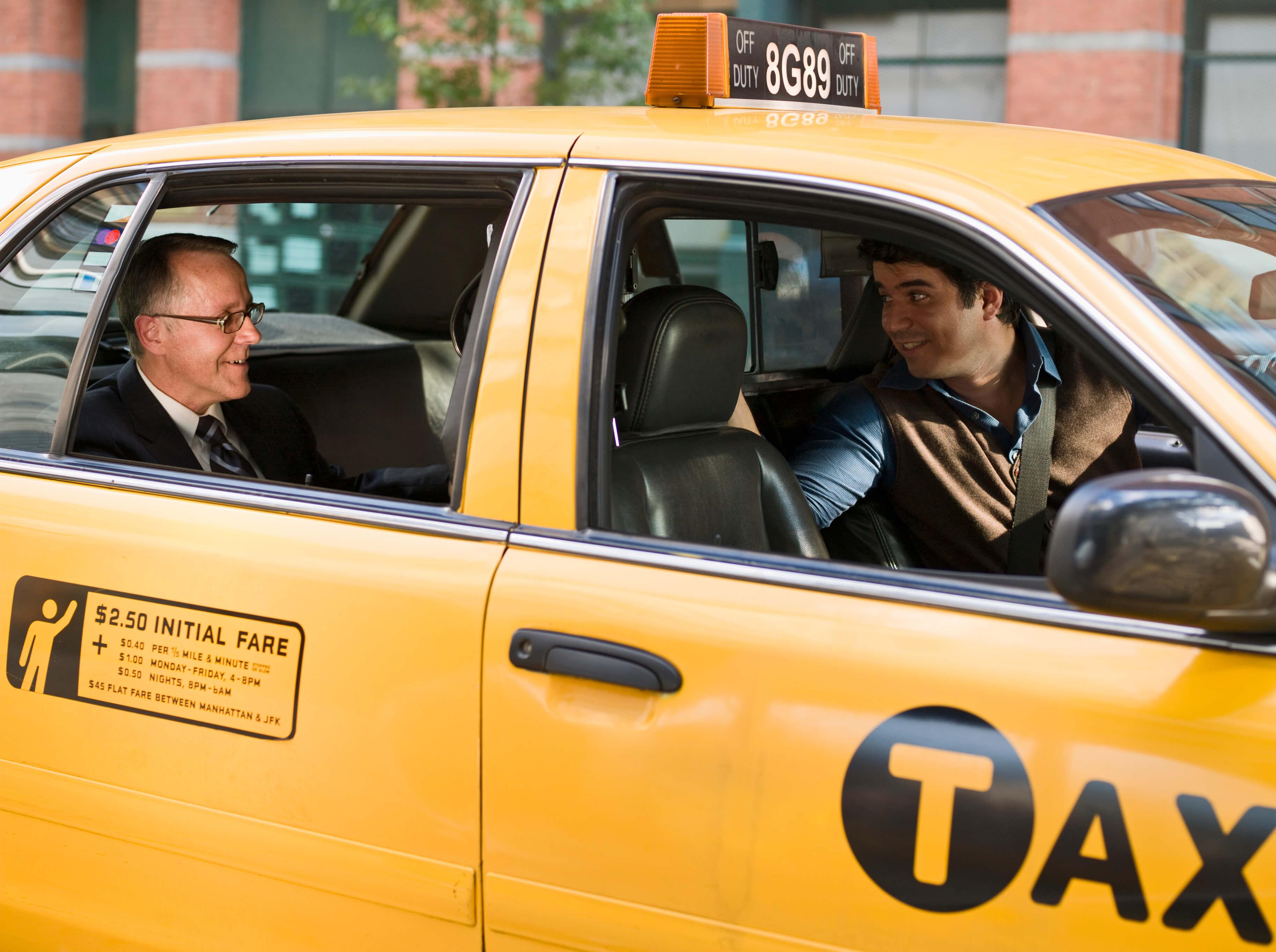 تاکسی در لبنان