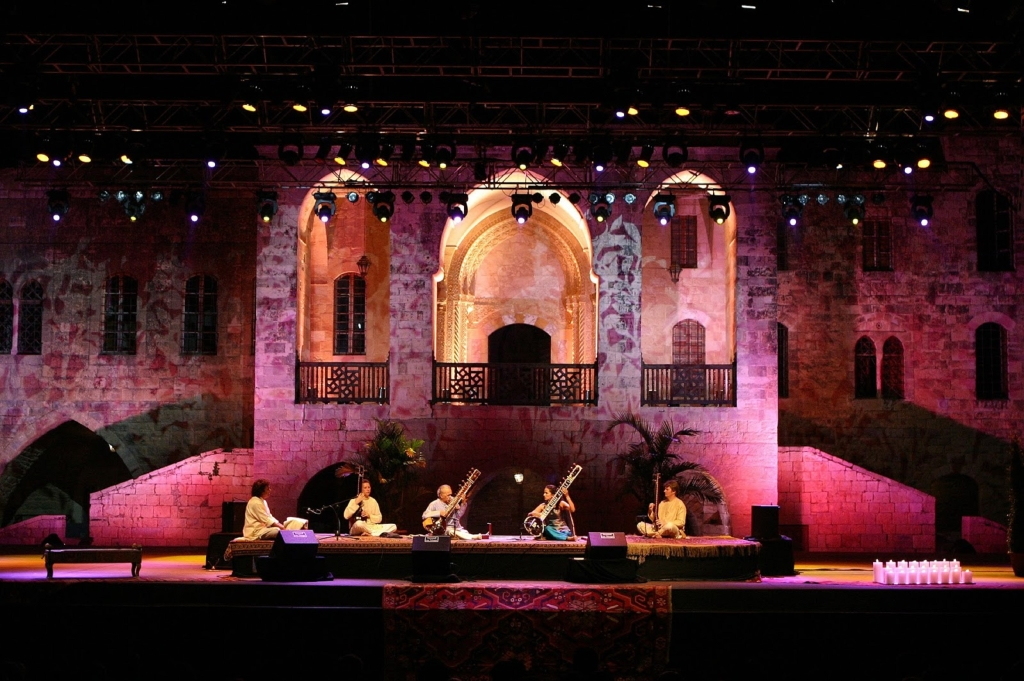 Beiteddine Art Festival