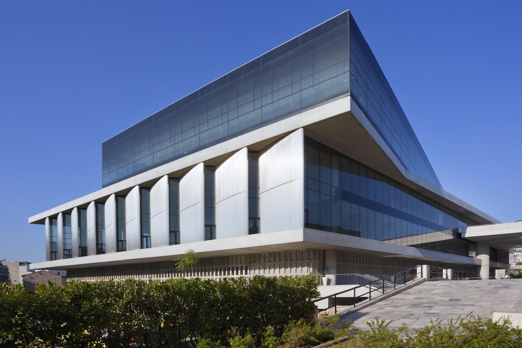 موزه جدید آکروپلیس