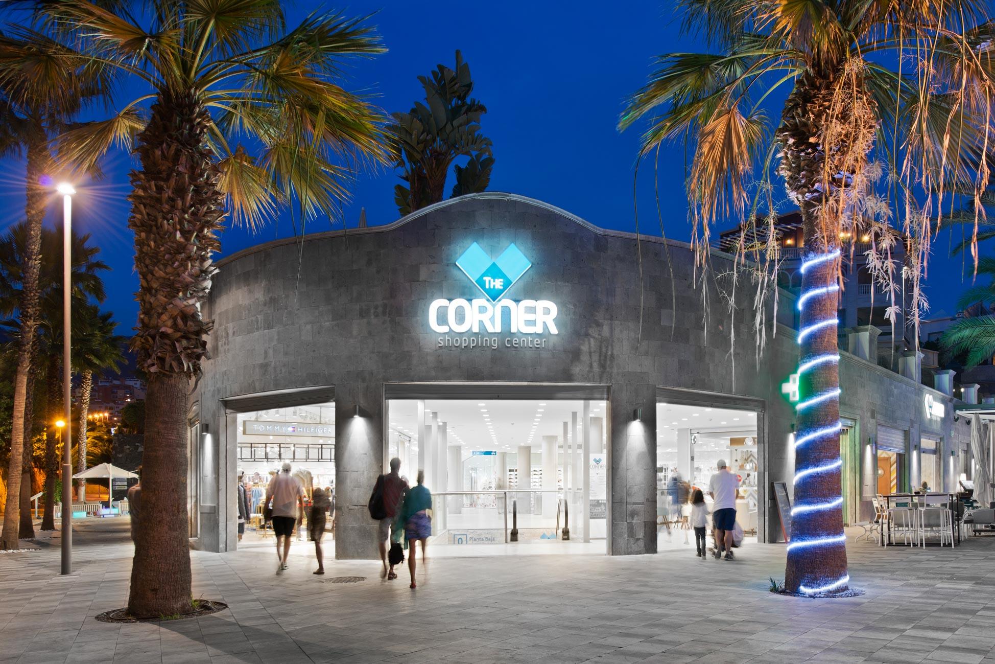 The Corner Shopping Center