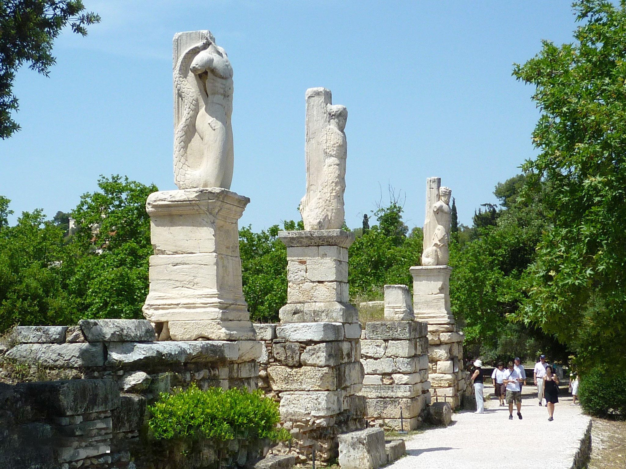 آگورا باستانی