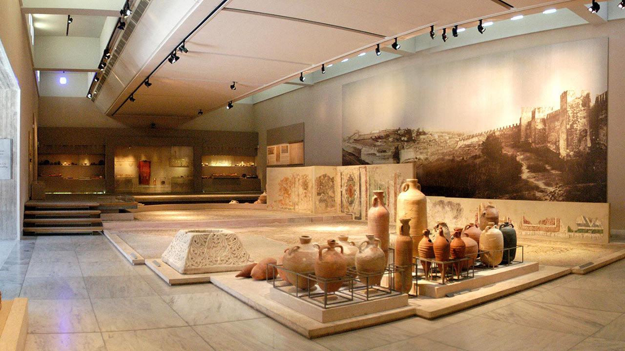 موزه باستان شناسی تِسالونیکی
