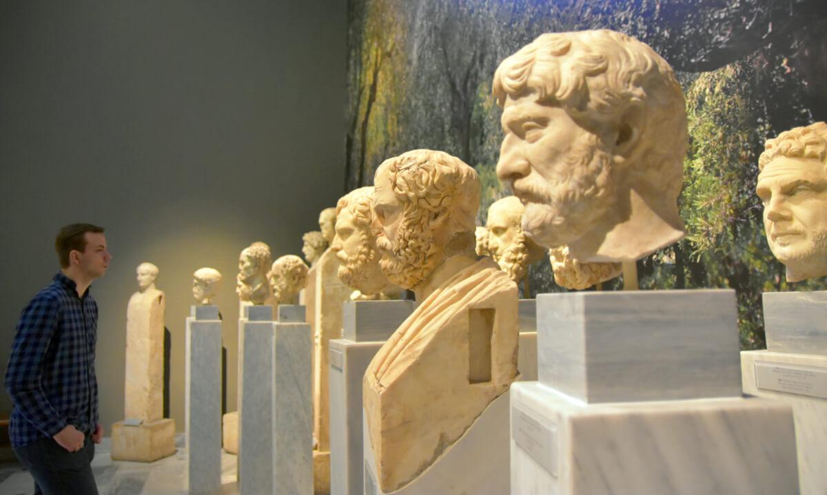 موزه باستانشناسی ملی آتن