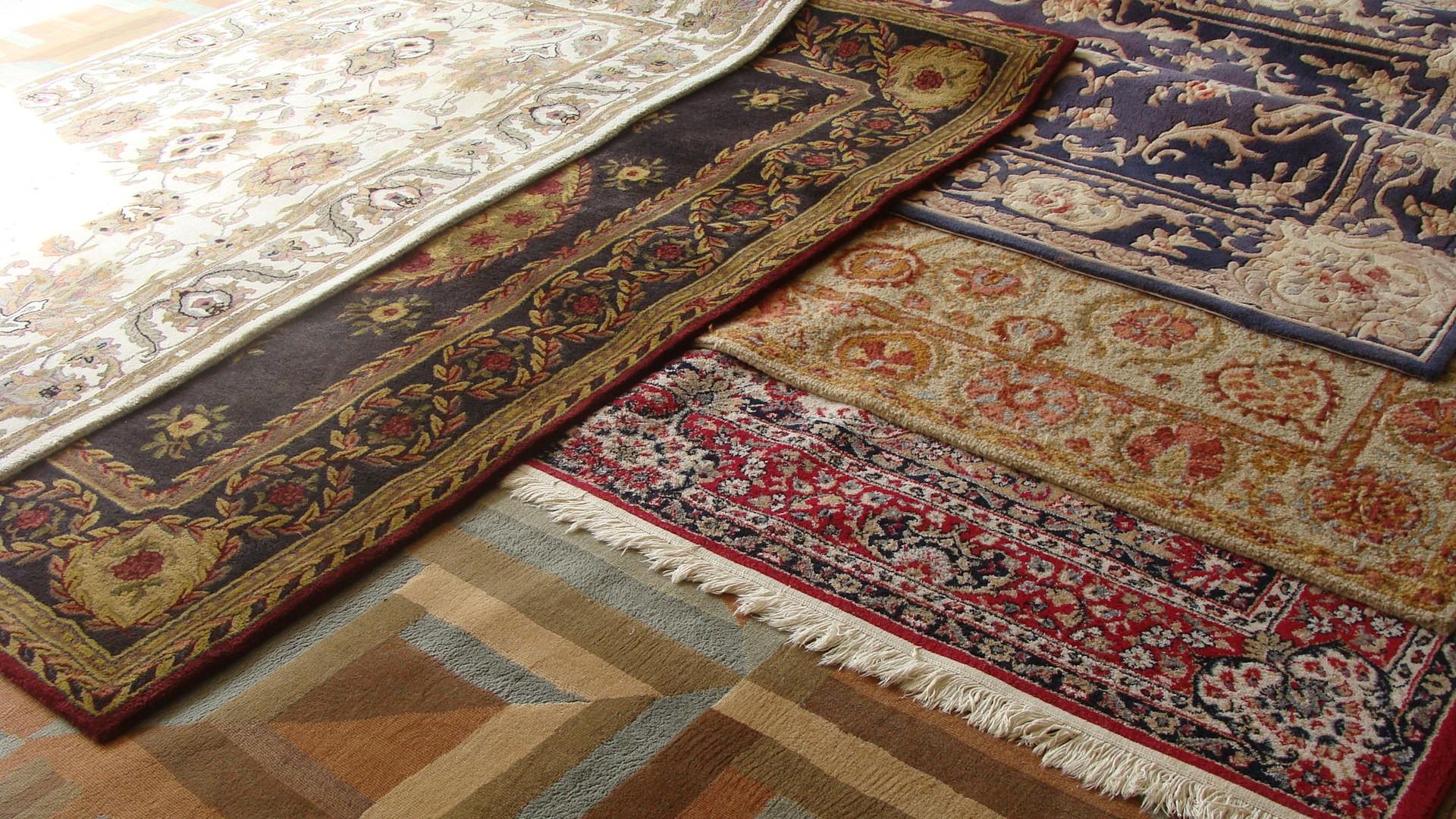 فرش های نفیس آگرا
