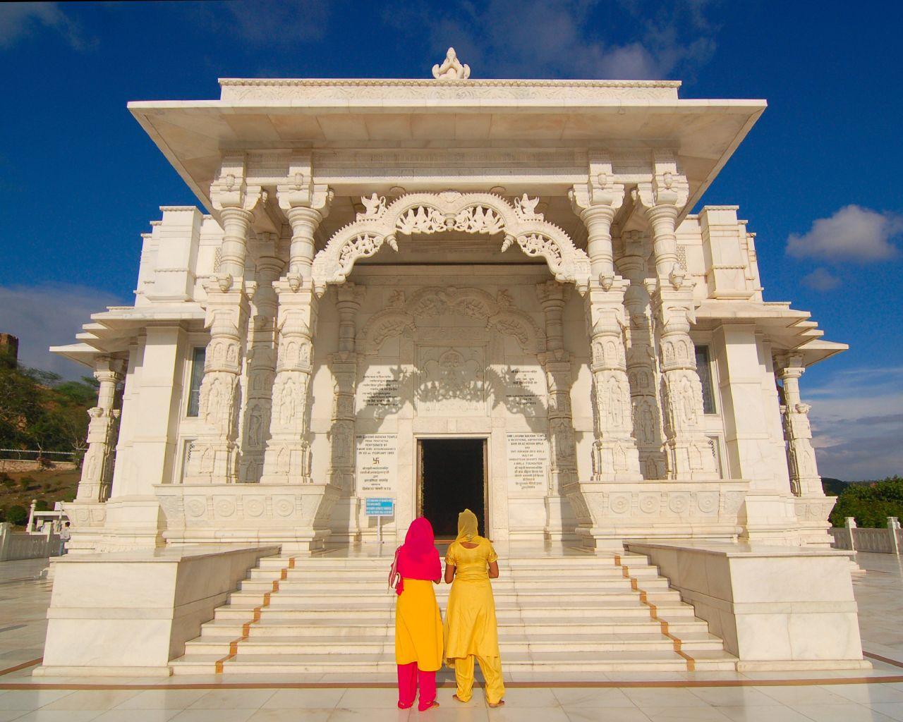 معبد در هند