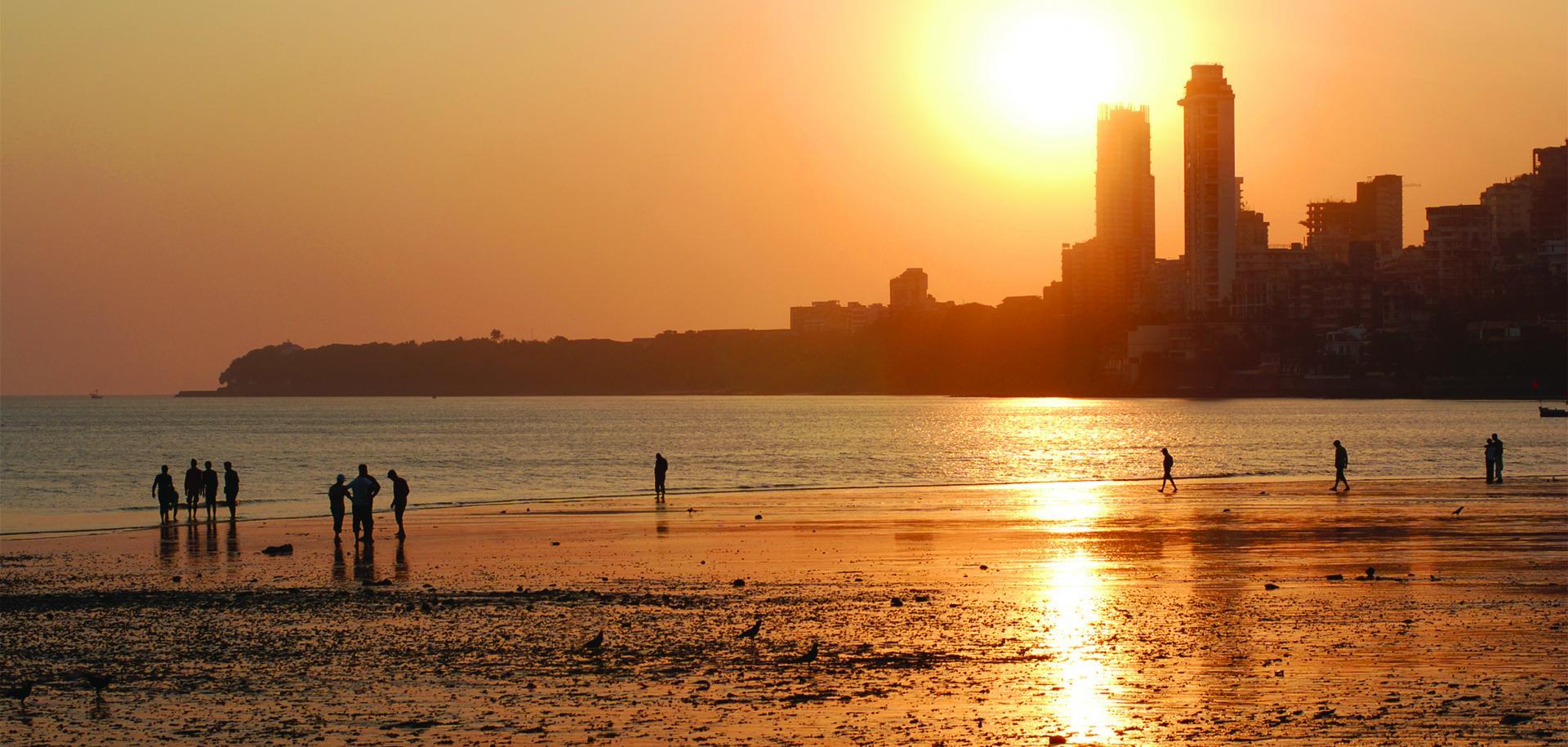 ساحل مومبای یا ساحل جوهو
