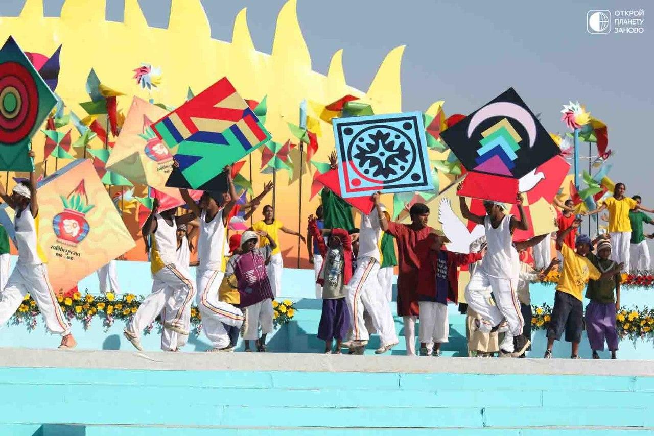 جشنواره بین المللی بادبادک ها