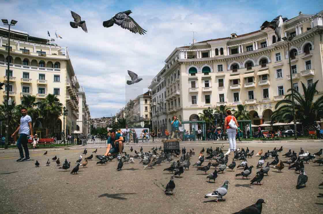 میدان آریستوتِلوس