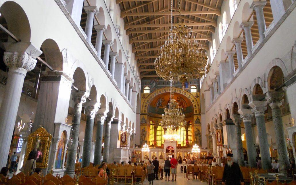 کلیسای آگیوس دیمیتریوس