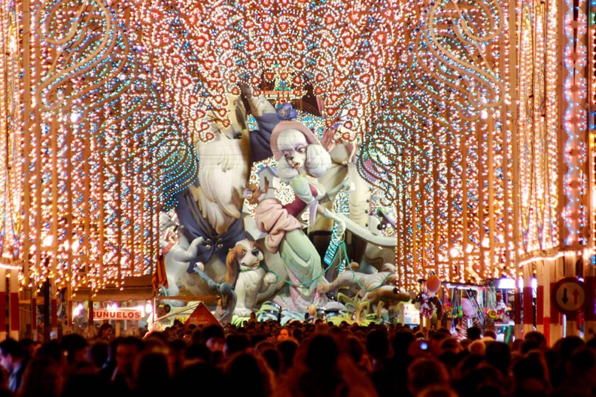 جشنواره لاس فالاس والنسیا