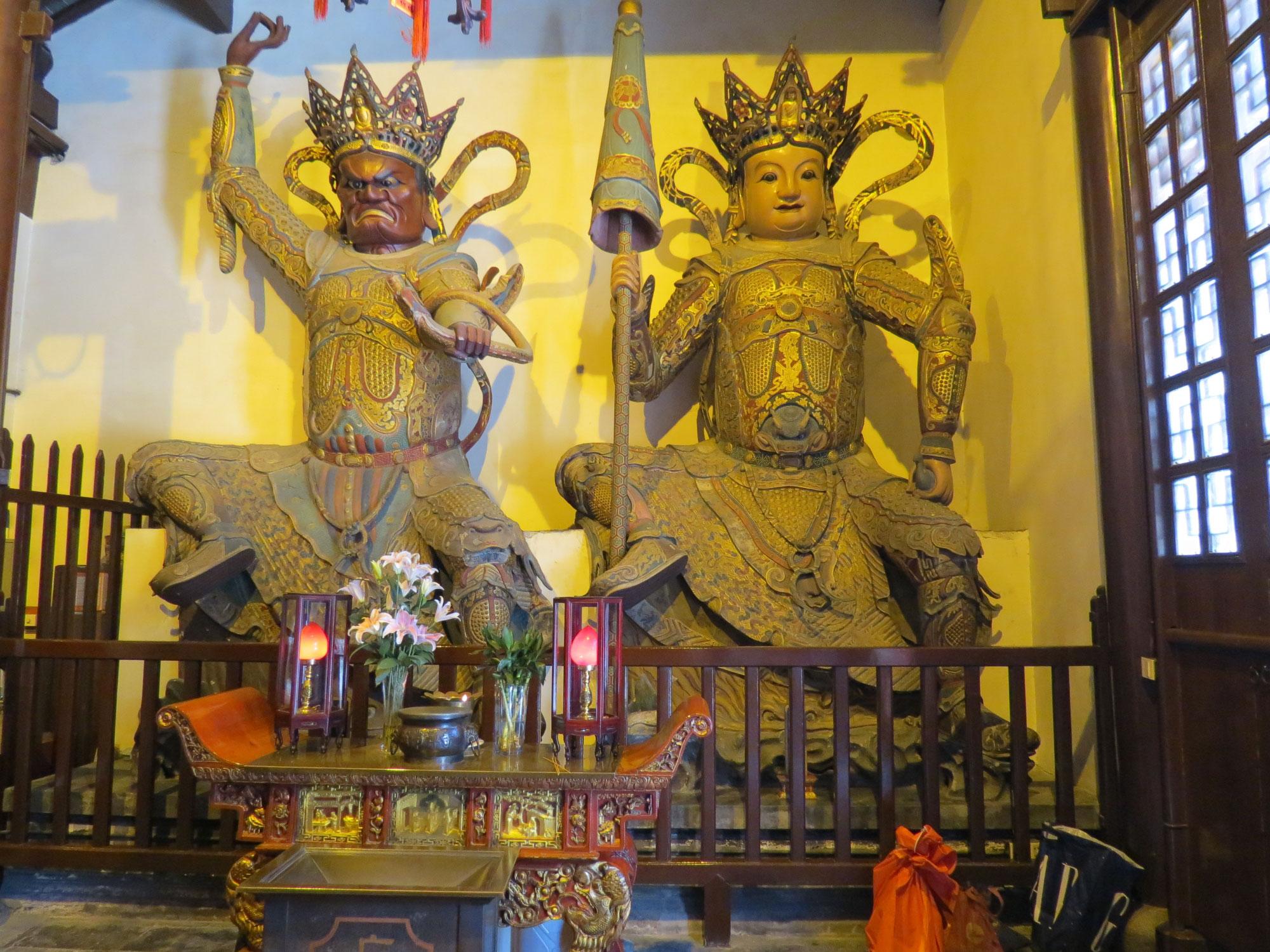 معبد سنگ یشمی بودا