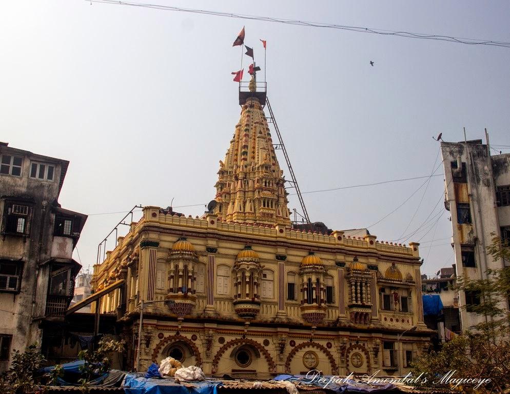 معبد مومبادوی