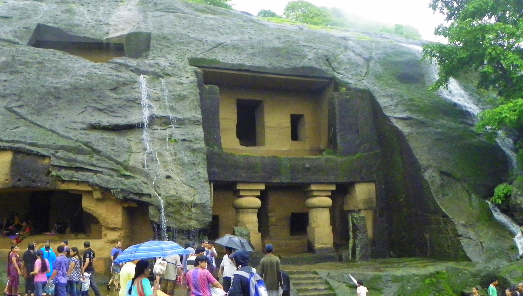 غار کانهری
