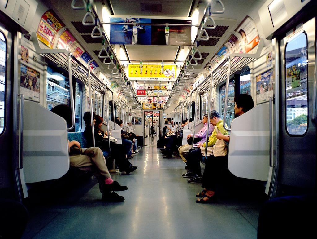 مترو در ژاپن