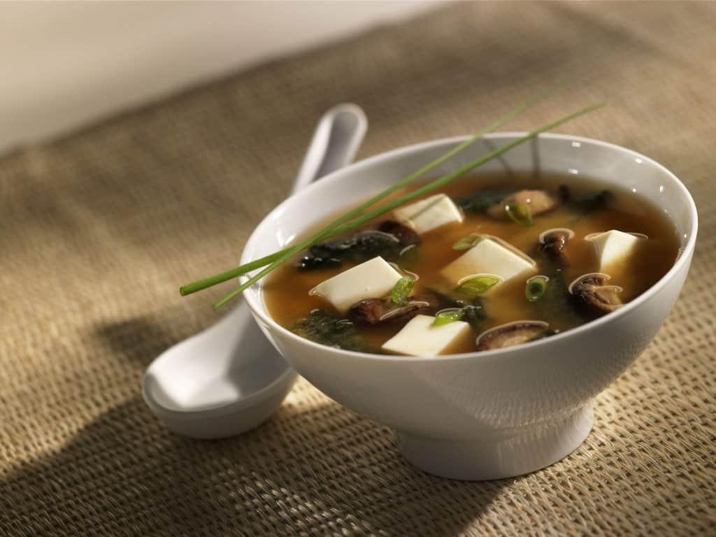 میسو سوپ