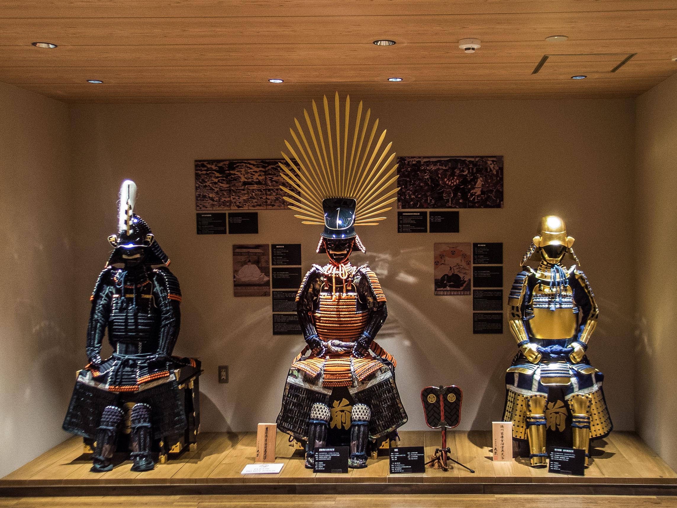 Samurai & Ninja Musseum with ExperIence