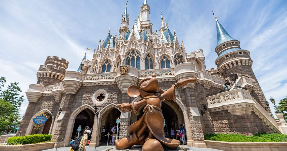 Tokyo Disneyland & Tokyo DisneySea