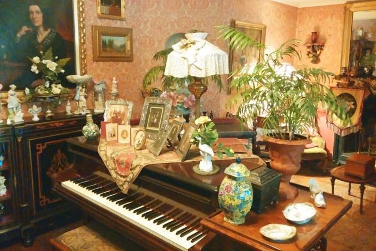 خانه موزه لیندفیلد ویکتوریا