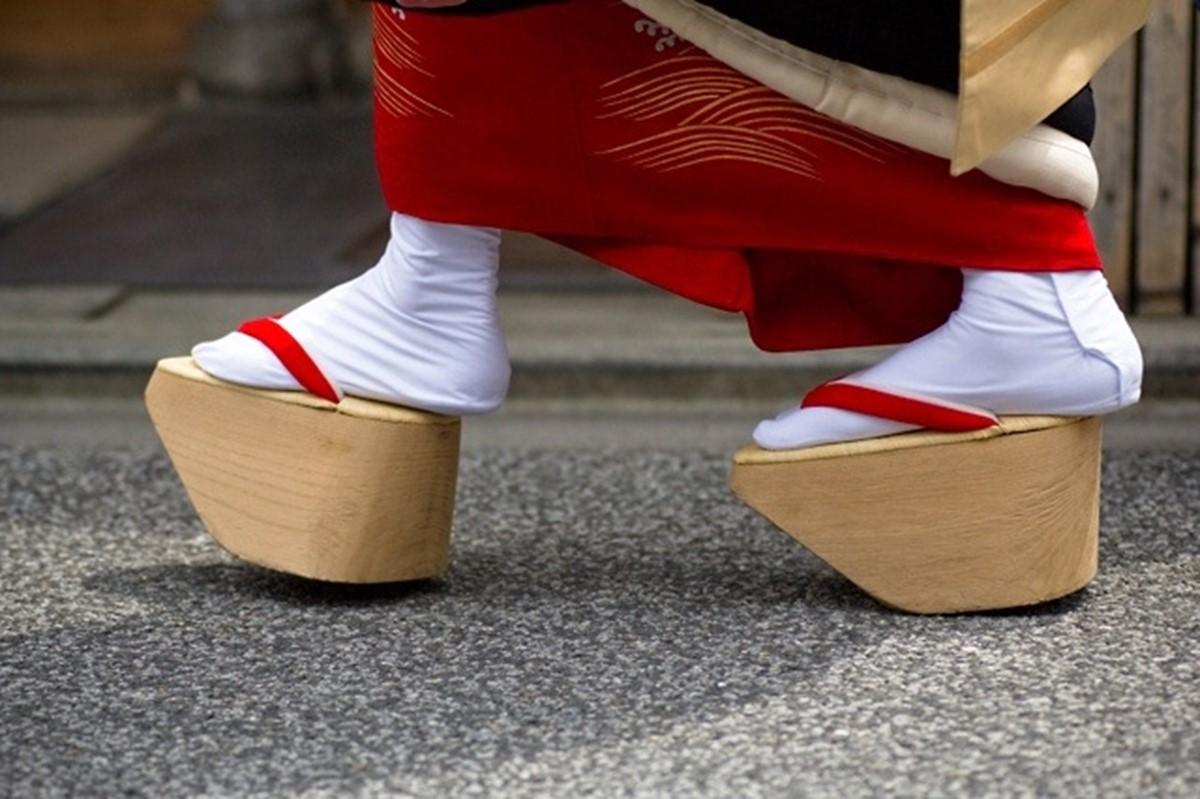 کفش در ژاپن