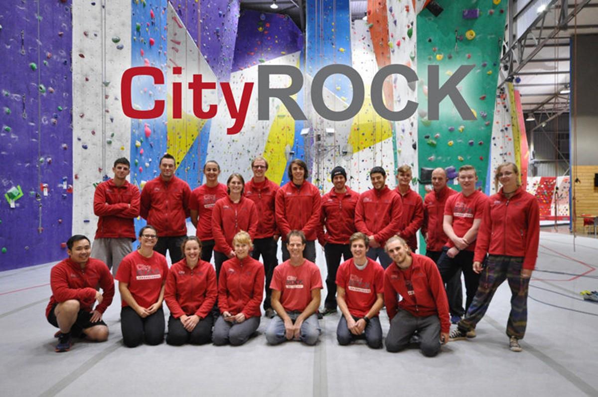 CITY ROCK