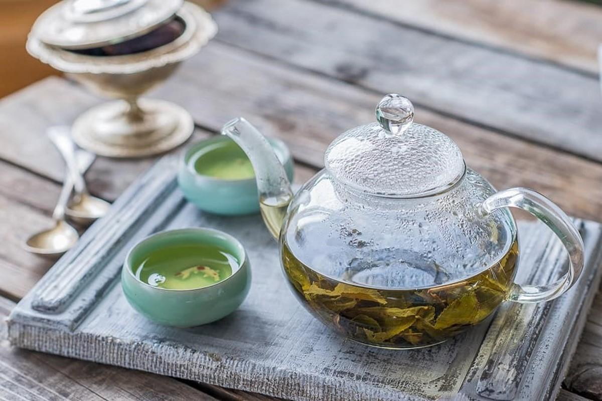 چای سبز کره ای