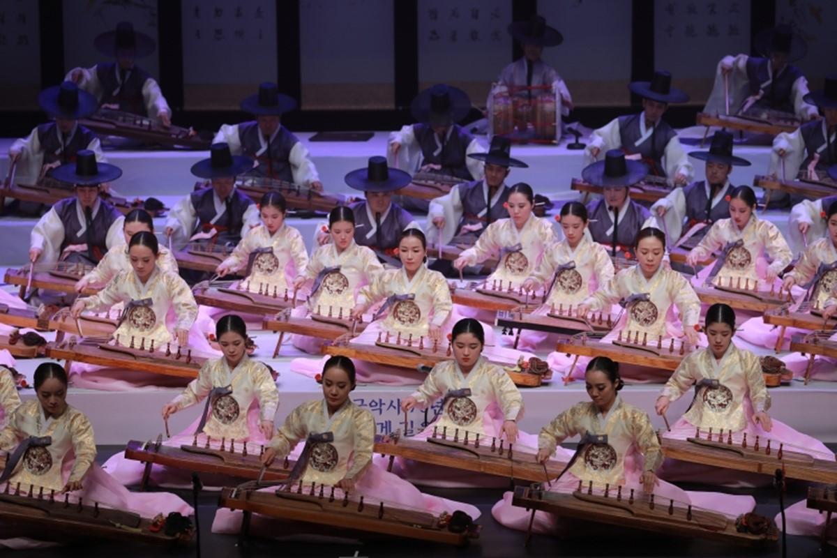 Jeonju Int L Sori Festival