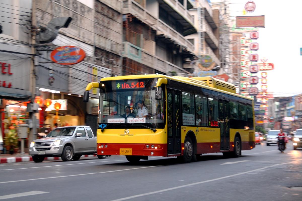 اتوبوس در چین
