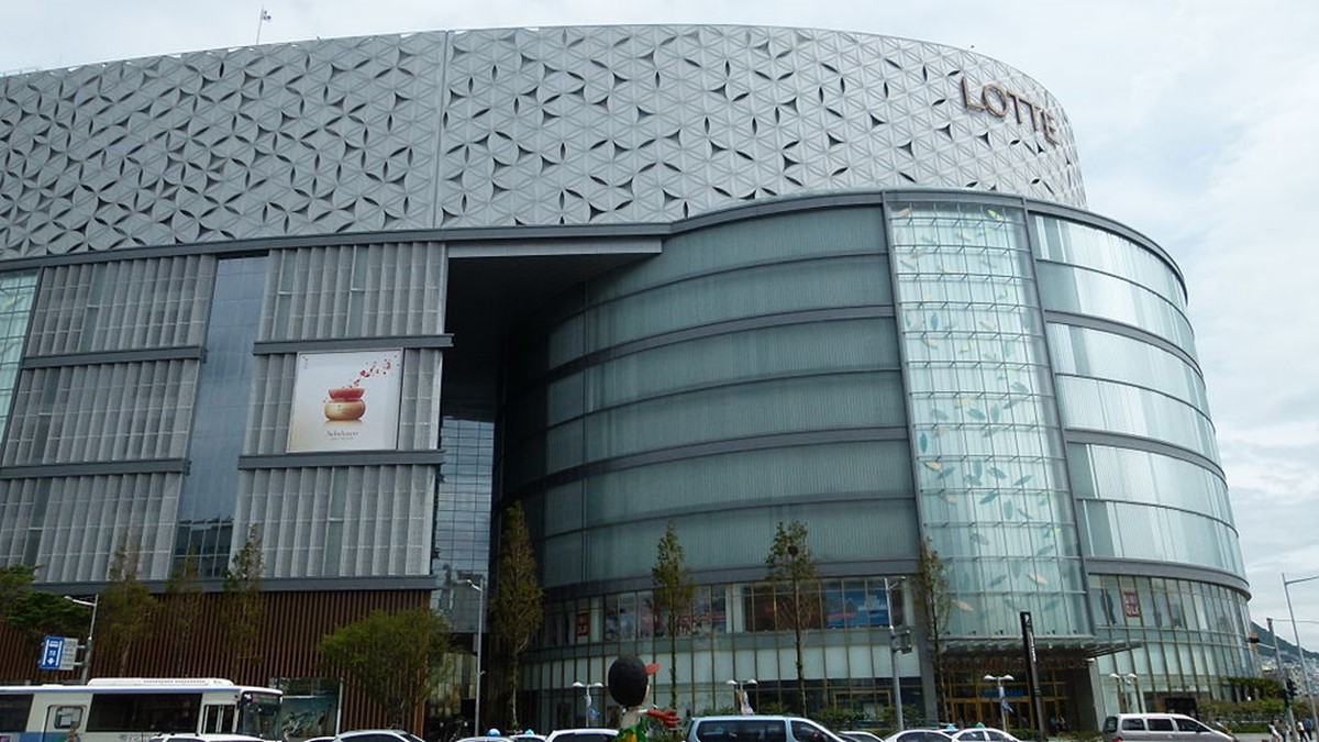 Lotte Department Store, Gwangbok