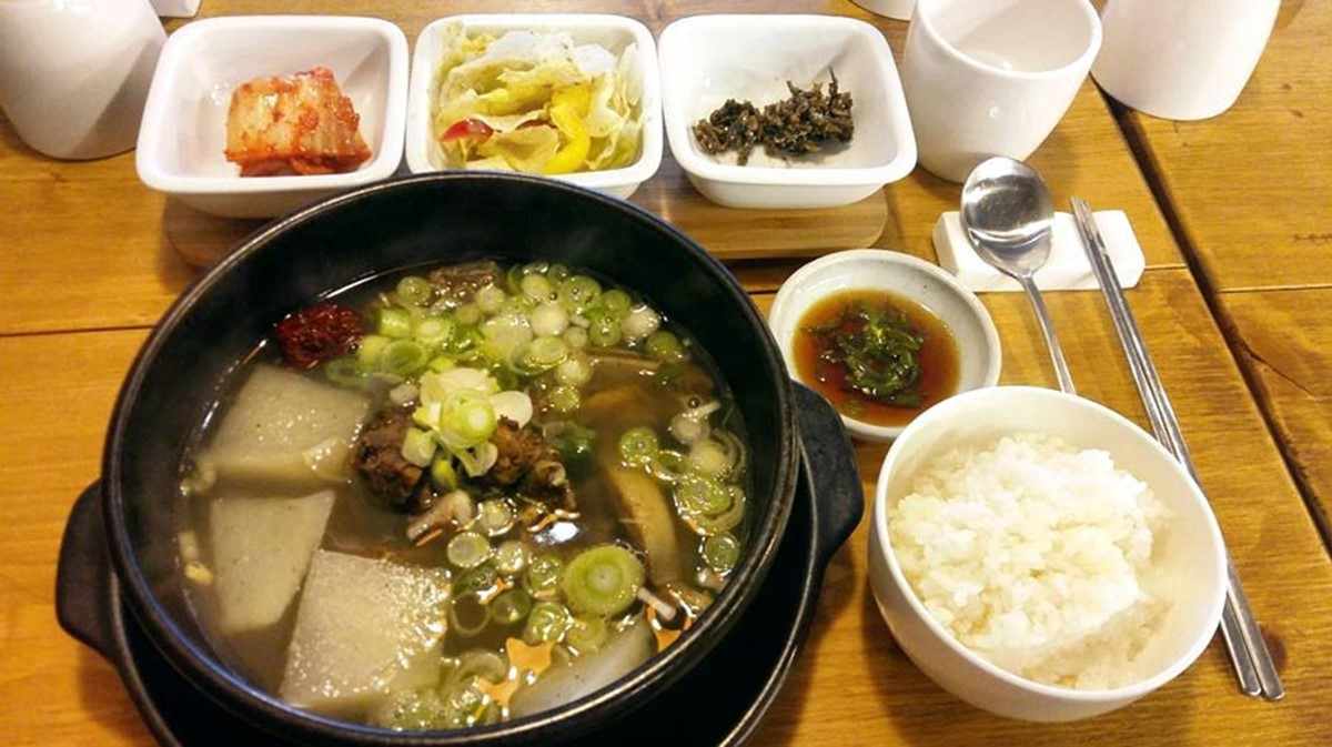 EID - Halal Korean Food