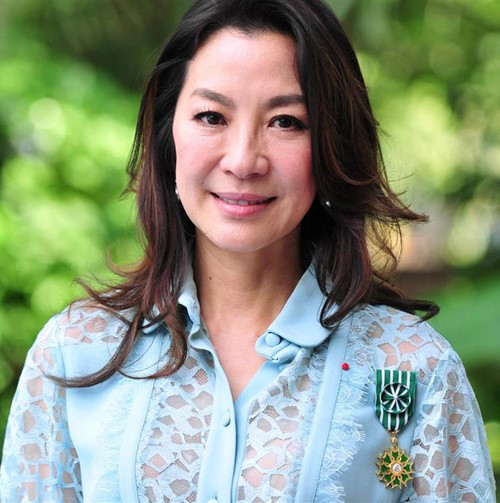 Tan Sri Michelle Yeoh