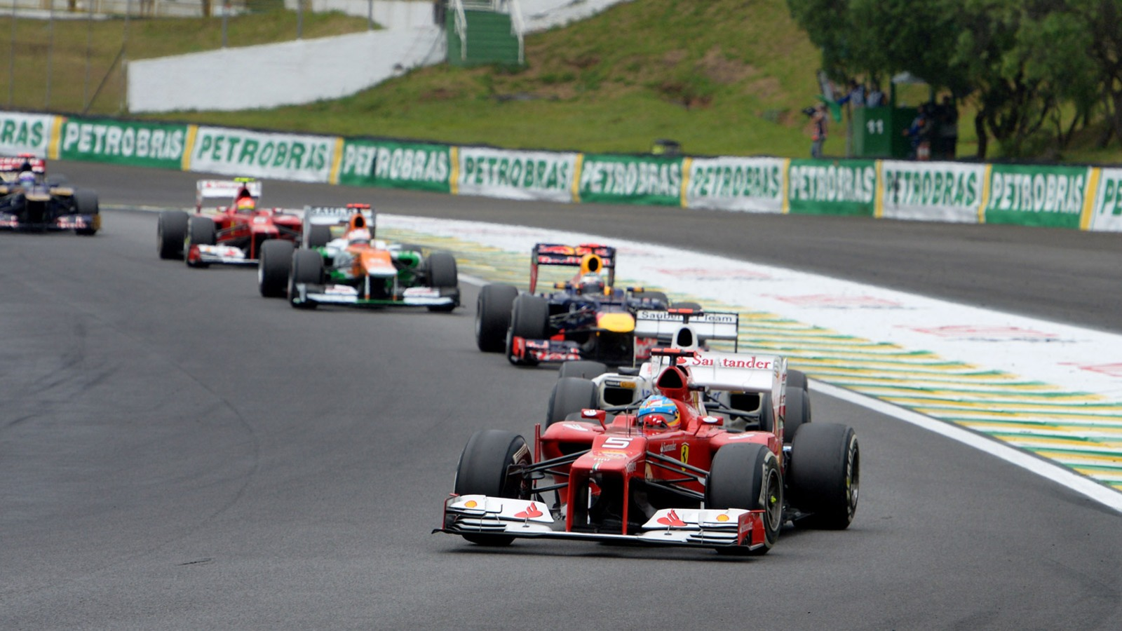 BRAZILIAN GRAND PIX OF FORMULA ONE