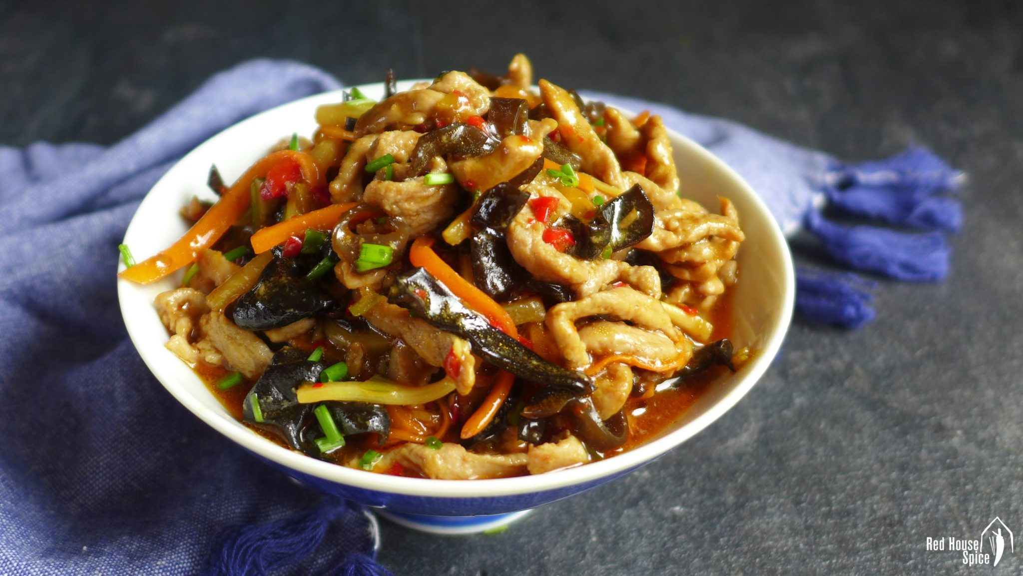 Sichuan Shredded Chicken