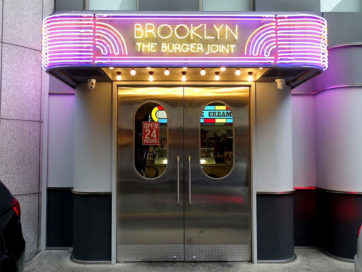 Brooklyn The Burger Joint