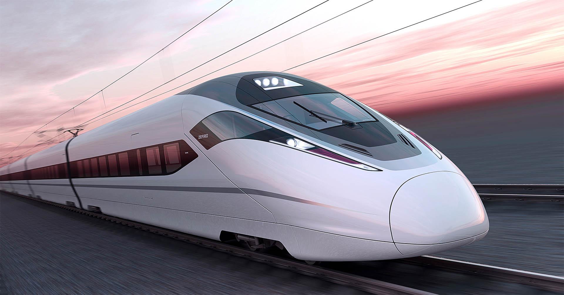 قطار در چین