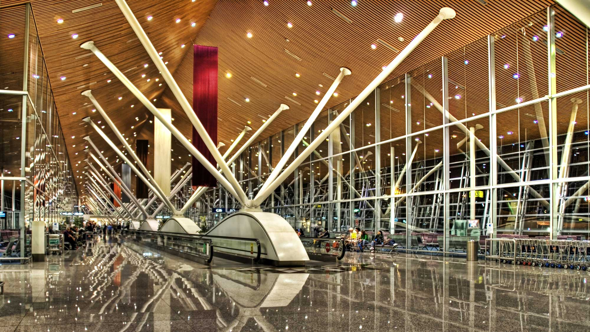 فرودگاه کوالالامپور