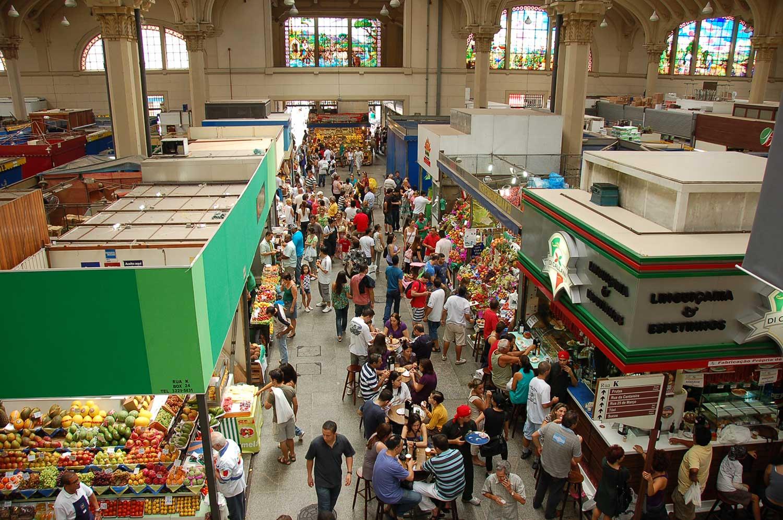 بازار شهرداری سائوپائولو