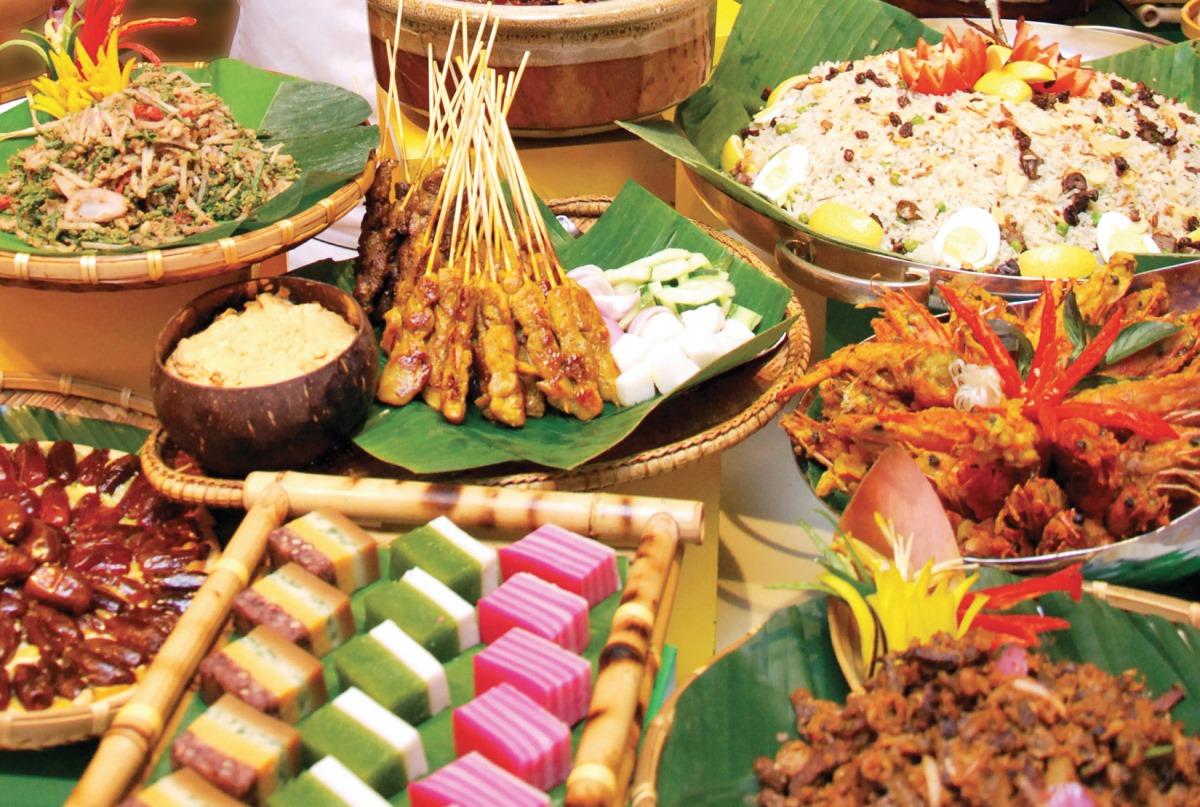 غذا در مالزی
