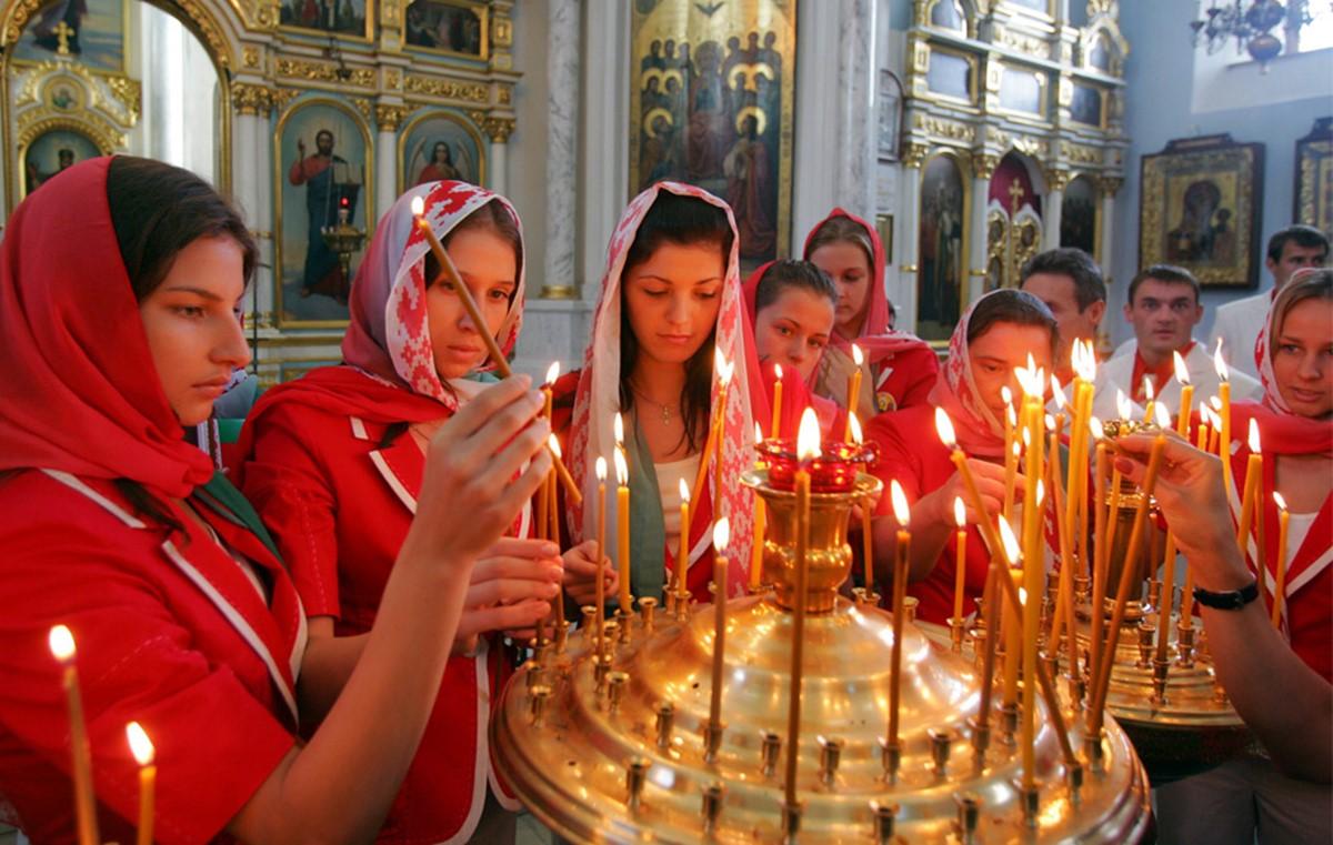 آداب و رسوم محلی روسیه