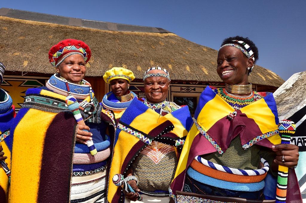 خانواده در آفریقا