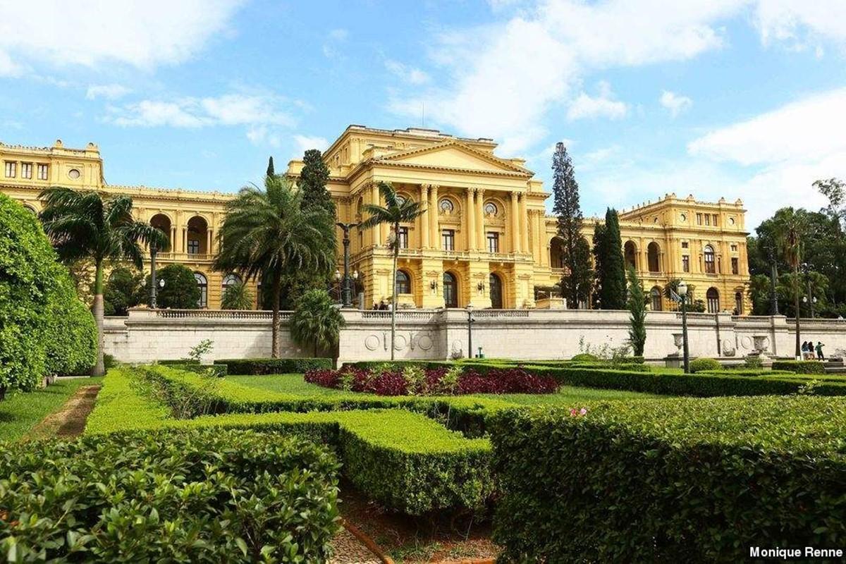 پارک استقلال و موزه ی پائولیستا
